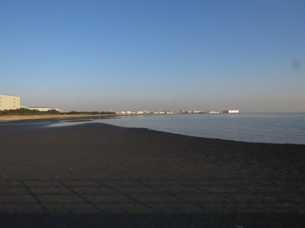 三番瀬海浜公園 干潟