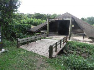 東京港野鳥公園 4号観察小屋