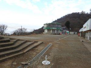 筑波山 ウソが見られる生息地