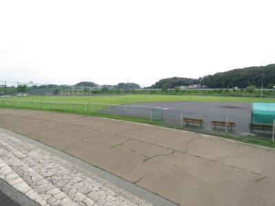 俣野遊水地 野球場